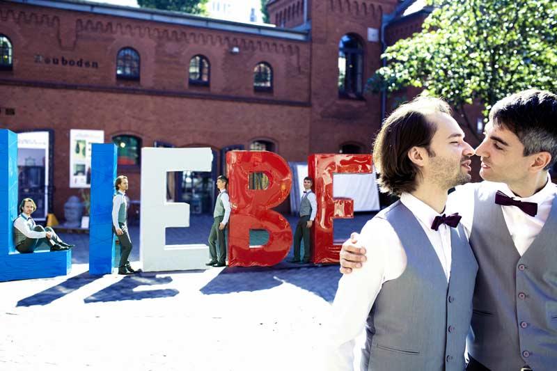Gay Wedding Berlin