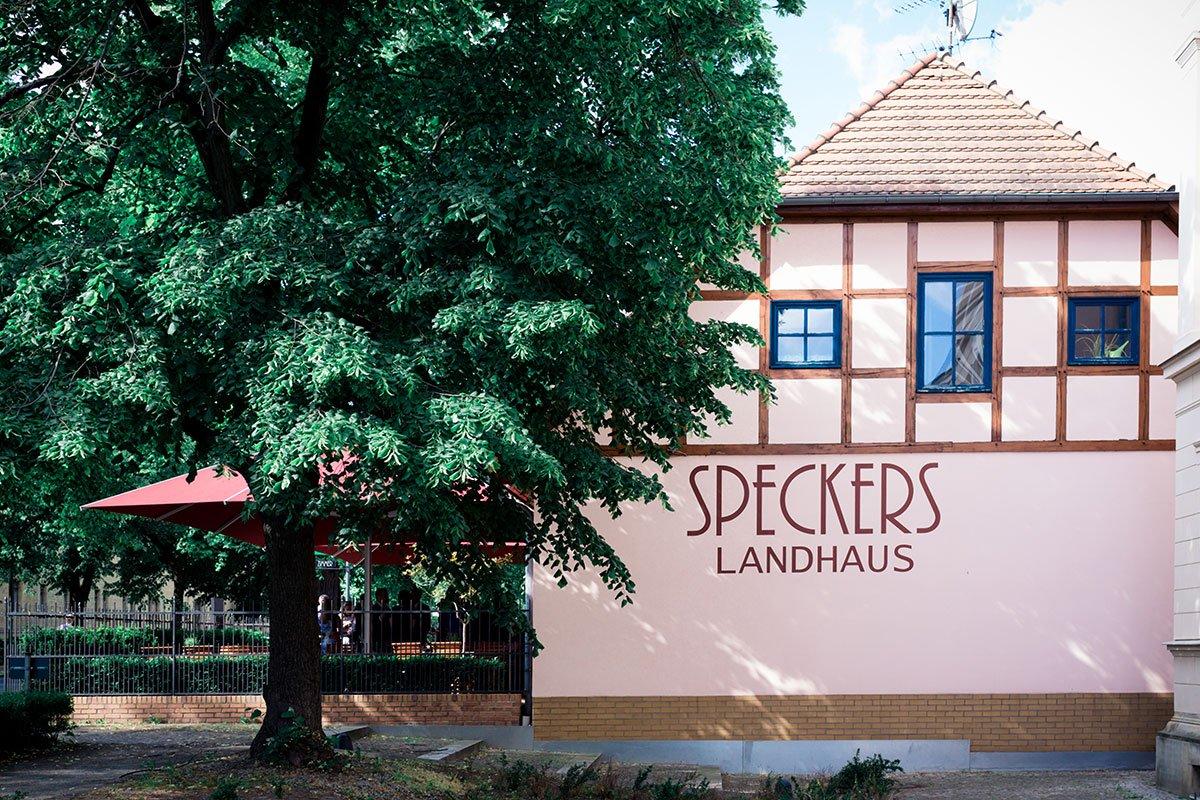 Speckers Landhaus Restaurant Potsdam