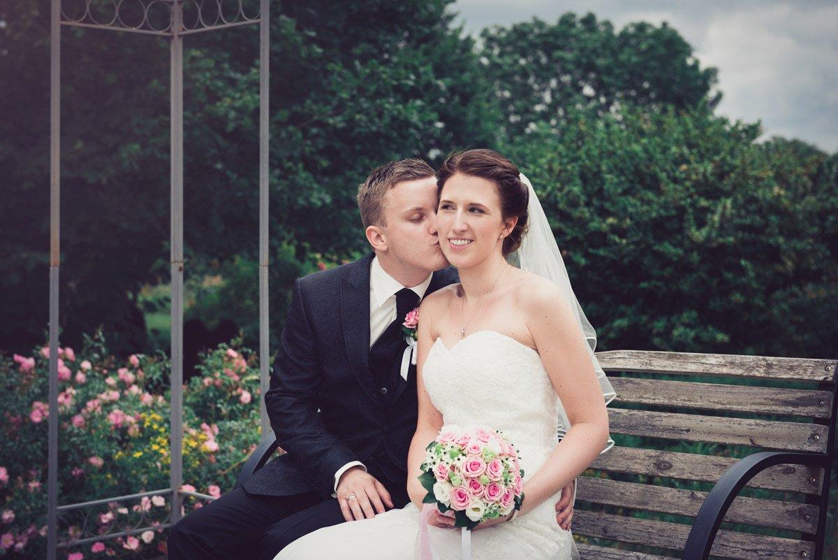 Jennifer und Christian – Hochzeit Schloss Ribbeck