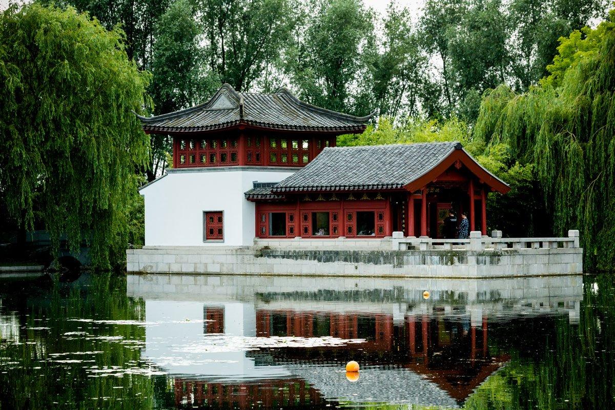 Standesamtliche Trauung Gärten der Welt