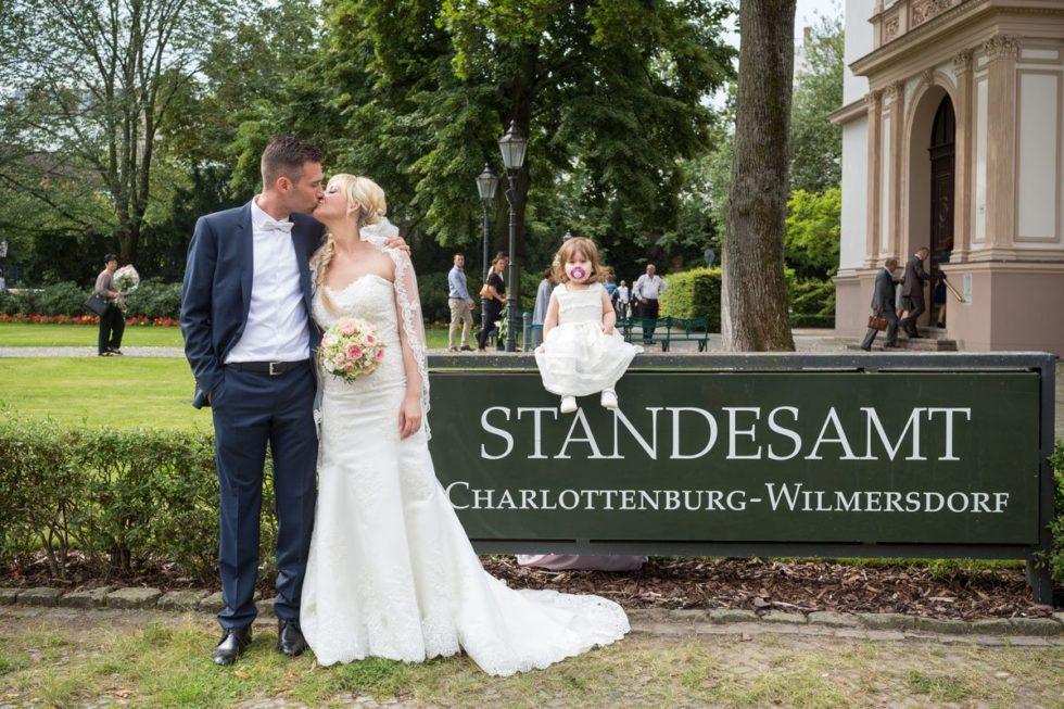 Standesamt Villa Kogge – Tine und Max