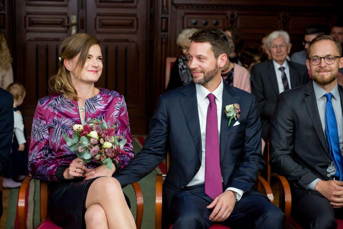 Standesamt Neukölln – Anna und Moritz