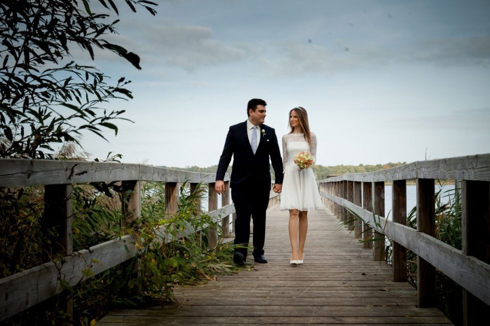 Norman und Jennifer – Standesamt Schloss Caputh