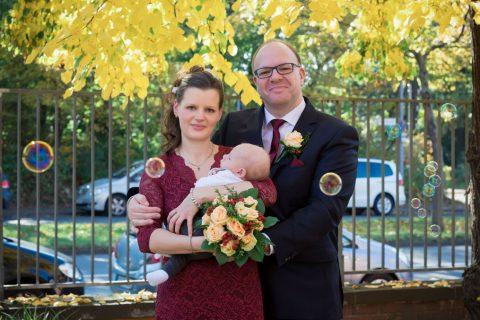 Standesamt Neukölln – Kirsten und Martin