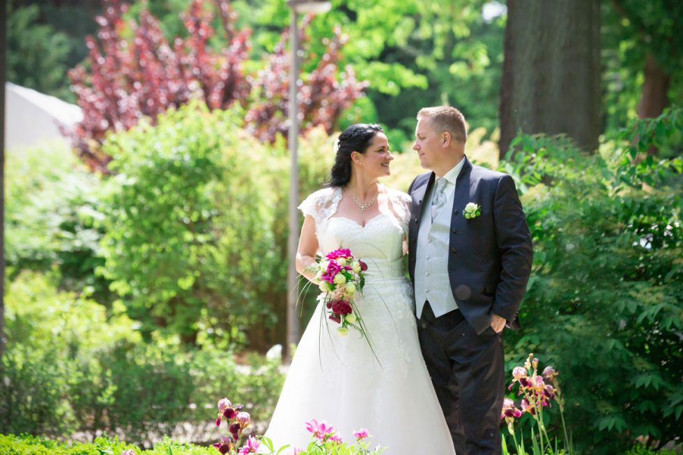 Standesamt Bildungszentrum Erkner – Bianca und Guido