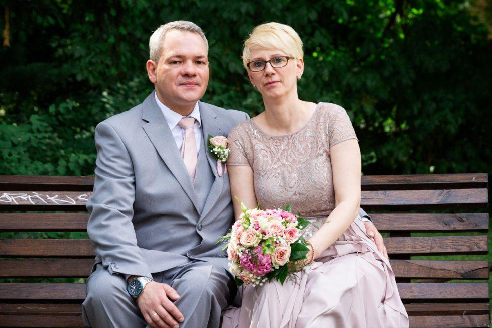 Standesamt Rathaus Lichtenberg – Katrin und Roberto