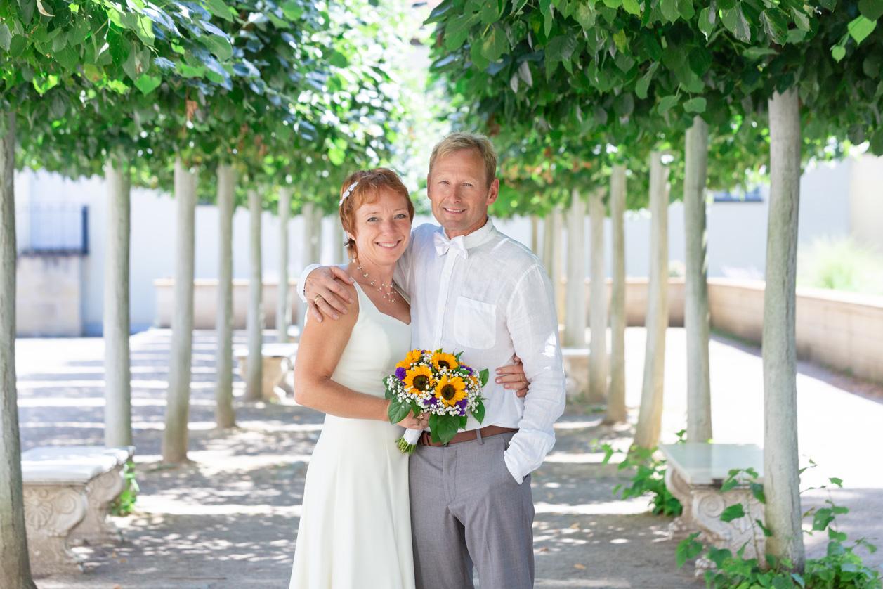 Standesamt Rathaus Treptow-Köpenick – Simone und Axel