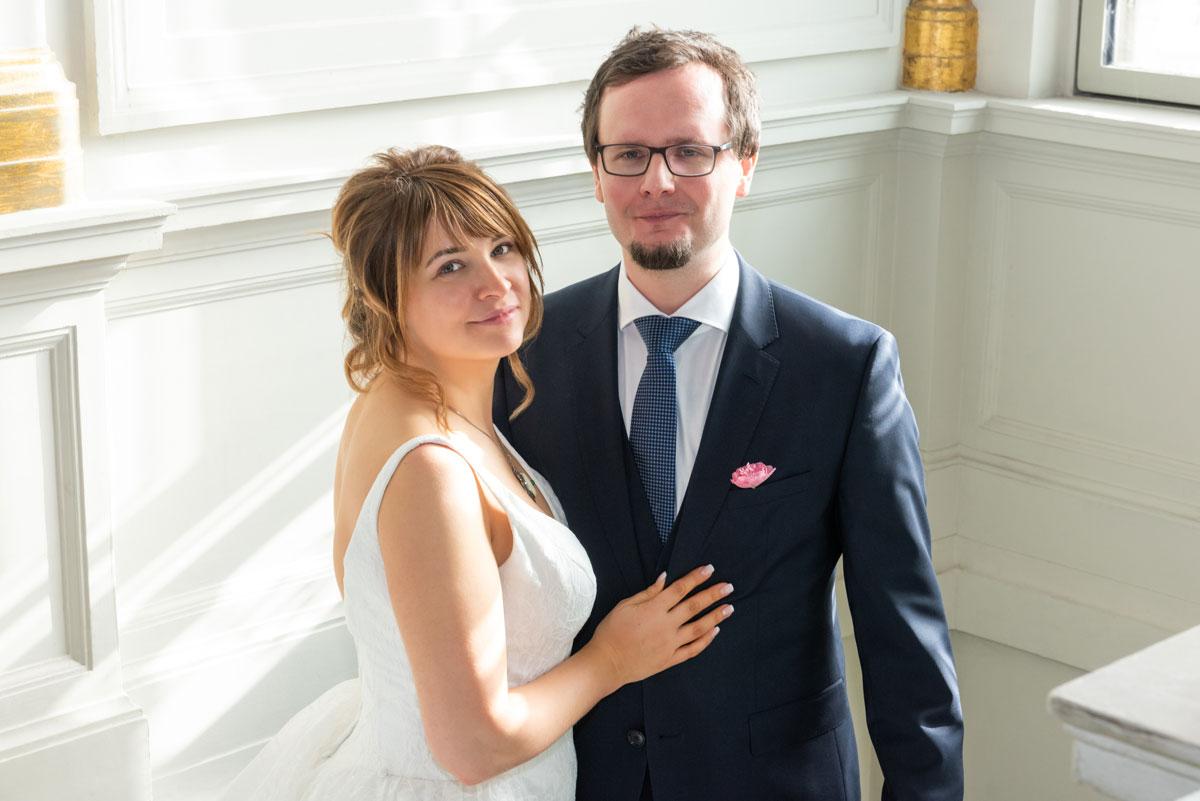 Standesamt Pankow – Claudia und Stefan