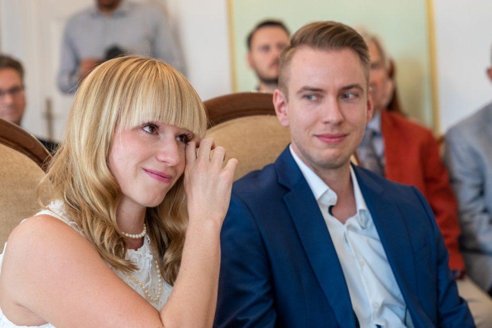 Standesamt Werneuchen – Franziska und Thomas