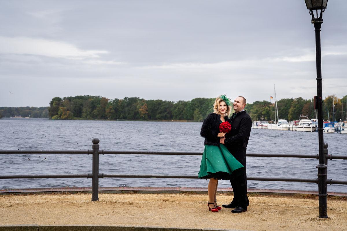 Standesamt Reinickendorf – Jana und Jörg